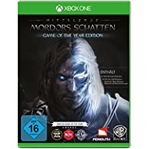 Mittelerde: Mordors Schatten - Game of the Year Edition - [Xbox One]