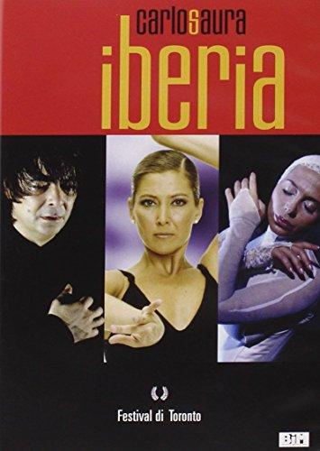 iberiaregisti-carlos-saura-italia-dvd