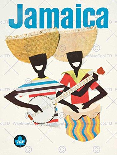 travel-louch-jamaica-trans-canada-air-lines-music-30x40-cms-fine-art-print-affiche-imprimer-art-post