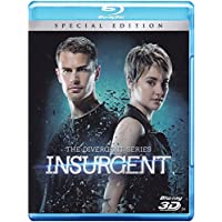 Insurgent 3D (Blu-Ray);Insurgent;Insurgent - The divergent series