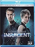 insurgent - the divergent series (3d) (blu-ray 3d) (se) blu_ray Italian Import