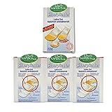Silberpflaster latexfrei antibakteriell 40 Stück in 3 verschiedenen Größen von sanaviva als Pflasterset
