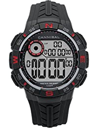 Mens Cannibal Alarm Chronograph Watch CD275-01