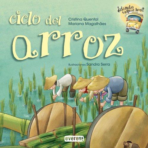 Ciclo del arroz (¿Donde vamos hoy?) por Quental  Cristina