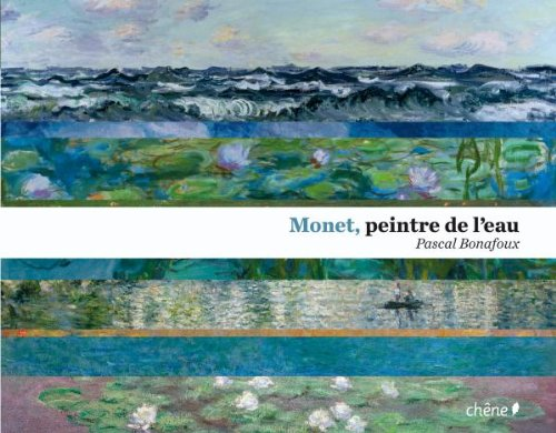 Monet peintre de l'eau