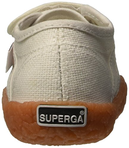 Superga  2750-naked Covj, Sneakers basses Unisexe - enfant Bianco