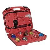 Sungle Détecteur de fuite universel de liquide de refroidissement kits 14 avec Adaptateur pour voiture