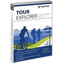 Tour Explorer 25 - Hamburg, Schleswig-Holstein, Mecklenburg-Vorpommern 8.0