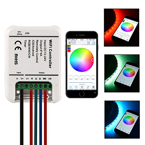 sunixr-rgb-led-smart-wifi-controller-5-channels-rgb-warm-white-cool-white-dc-12-24v-ios-or-android-s