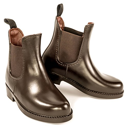 51uuglhvAzL BEST BUY UK #1Riding Boots, Waterproof, Breathable Fully Lined, Children All Sizes (Brown, 1.5 2 UK / 34 EU) price Reviews uk