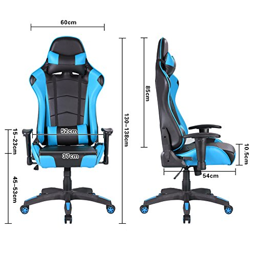 IMWH Racing Gaming Stuhl - 6