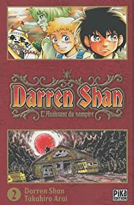 Darren Shan Edition simple Tome 2