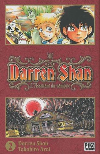 Darren Shan Vol.2