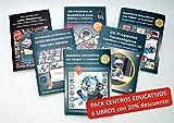 Pack 6 Libros LEGO+Arduino+Makeblock con 20% dto.