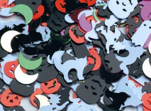 Halloween Pailletten Beutel 1kg