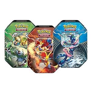 Pokemon - 331790 - Jeu De Cartes - Kalos Power Tin - D9