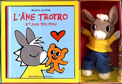 L'âne Trotro et son doudou - Coffret