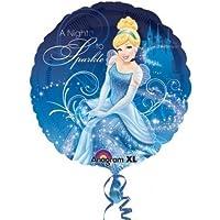 Anagram–Balón hinchable Cenicienta Disney diseño a night to Remember 46cm