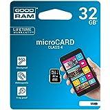 Goodram MICRO SD C4 - Tarjeta de memoria micro SDHC de 32 GB