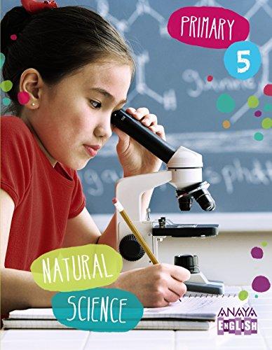 Natural Science 5. (Anaya English) - 9788467862980 por Anaya Educación