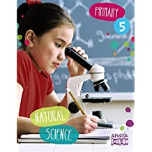 Natural Science 5. (Anaya English) - 9788467862980