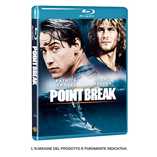Point break [Blu-ray] [IT Import]