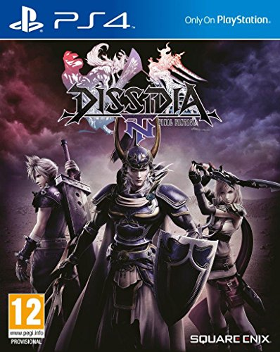 Dissidia Final Fantasy NT (PS4) 51uurJoManL