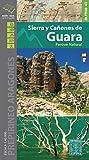 Image de Sierra y cañones de Guara, mapa excursionista. Escala 1:40.000. Editorial Alpina.
