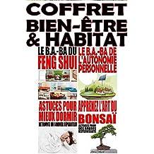 Coffret Bien-être & Habitat: 4 ebooks en 1