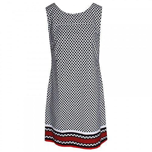 Alice Collins Sleeveless Printed Sun Dress
