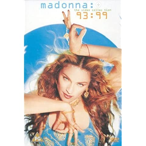 Madonna - The video collection 93-99 - 93 Tune