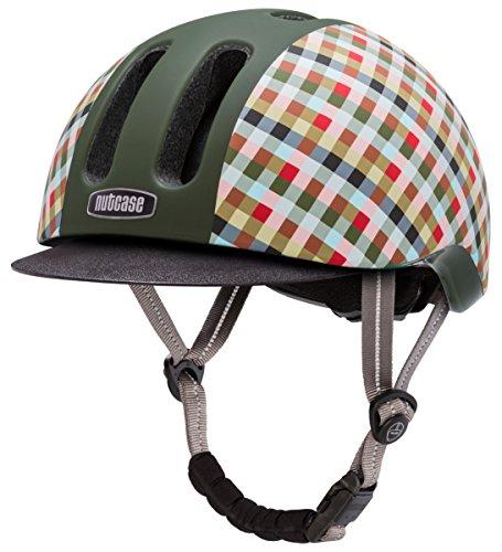 Nutcase - Metroride, Fahrradhelm für Erwachsene, The Professor, Klein/Mittel