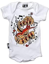 SIX Bunnies Baby Body–Rock n Roll Pelele