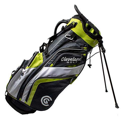 Cleveland CG Cart 2019 Saturday - Sac de Golf Trépied CHR/LIM/WHT