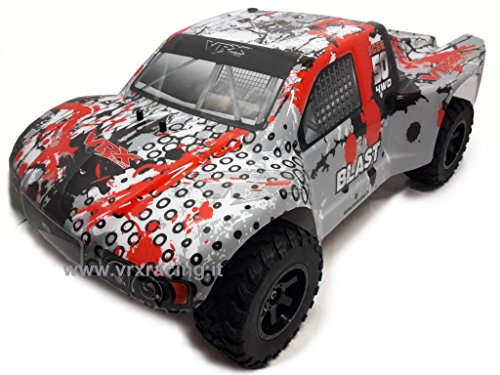 VRX Short Course Truck Octane Blast Off Road 1 10 Elektrische B rste RC 550 Fly Sky 2 4ghz*