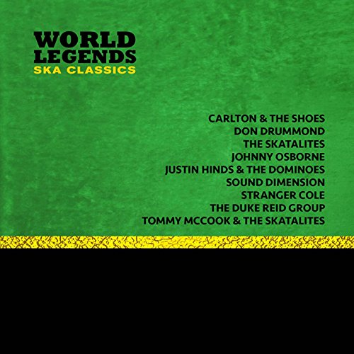 World Legends (Jamaican Ska Cl...