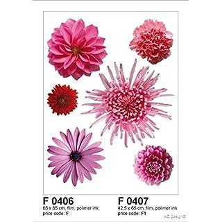 Design F AG 0406 Autkleber Flower Wall Stickers