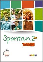 Spontan 2 neu - 2e année - Livre + DVD-Rom