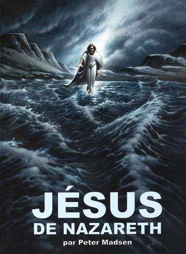Jésus de Nazareth par Peter Madsen