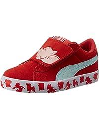 Puma Boy's Puma S Vulc Tom & Jerry Kids Sneakers