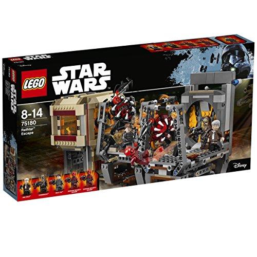 LEGO Star Wars - Huida de Rathtar (75180)