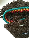Da.Wa Vagabond Bild Lustige Hüte Wintermütze mit Bart für Weihnachtstag oder Eine Maskerade - 8