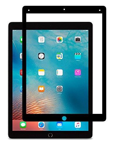 """Moshi iVisor Anti-Reflektions Bildschirmschutz für iPad Pro 12.9"""" - Schwarz/Transparent"""