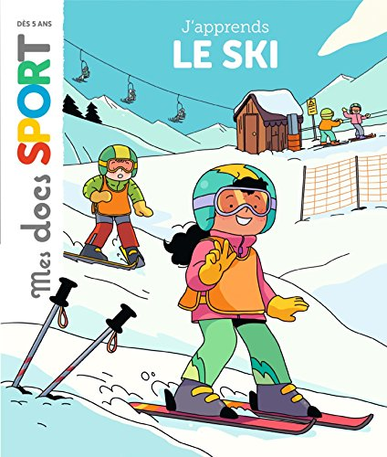 J'apprends le ski par Emmanuelle Ousset