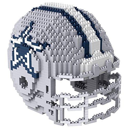 ootball Team 3D BRXLZ Helm Helmet Puzzle ()