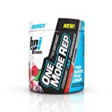 Bpi Sports One More Rep Pre Workout Powder Energy Drink with Beetroot for Muscle Pump
