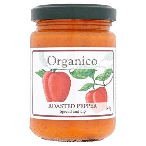 organico-roasted-pepper-spread-dip-140g