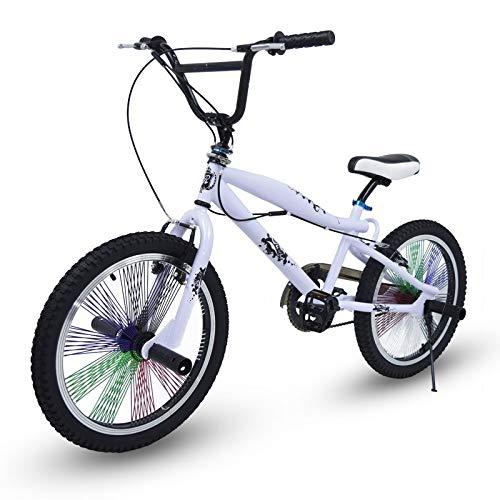 Riscko Bicicleta BMX 360º Negro