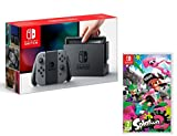 Nintendo Switch Consola 32Gb Gris + Splatoon 2