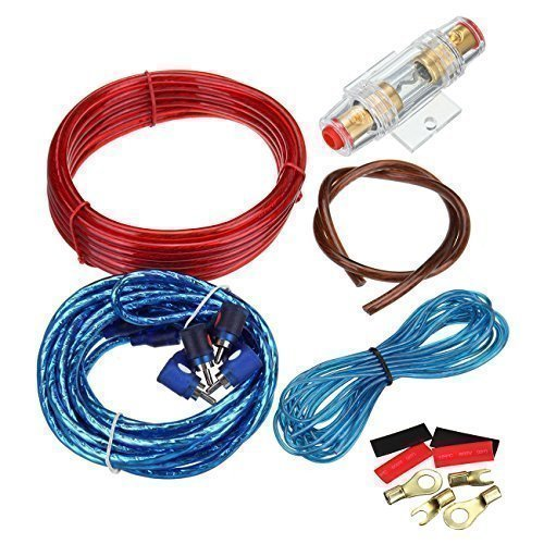 ridgeyard-1500w-car-amplifier-wire-wiring-kit-10ga-60-amp-car-audio-sub-amp-power-cable
